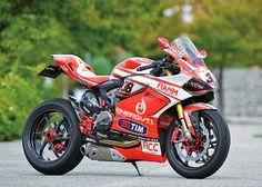 1199 Panigale S by Ducati Osaka Mino