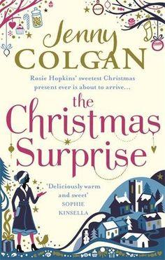 The Christmas Surprise (Rosie Hopkins) by Jenny Colgan http://www.amazon.co.uk/dp/0751553972/ref=cm_sw_r_pi_dp_8lVawb0YPFZQA