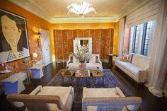Ladies Lounge by Andrea Monath Schumacher