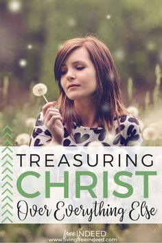 In Christ, the kingdom of heaven is ours. But in order to take hold of this treasure, to experience true joy, we have to recognize its value.