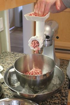 114 best kitchenaid meat grinder recipes images cooking recipes rh pinterest co uk