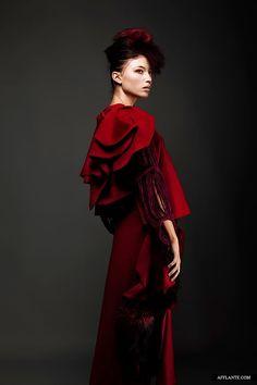 'Tibetan Utopia' Fashion Collection // Lulu Liu | Afflante.com