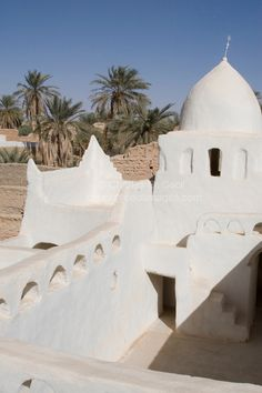 Editorial stock photography photographs photos images, The World Heritage town of Ghadames, a Berber settlement on the edge of the Sahara, was an important way-station on trans-Saharan caravan trading routes, UNESCO. Temple Architecture, Space Architecture, Islamic Architecture, Beautiful Architecture, Architecture Details, Art Nouveau, Beautiful Mosques, Islamic World, Mediterranean Homes