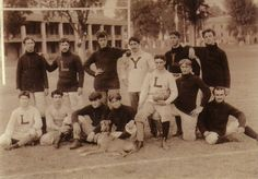 LSU Tiger Football team - 1895