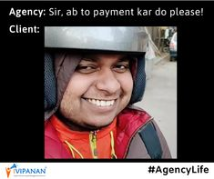 This smile doesn't kill, it kills! 😛  #AgencyLife