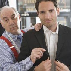 How to Determine Men's Suit Size