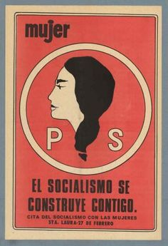 Partido Socialista, Elecciones parlamentarias 1973 Graphic Art, Graphic Design, Political Posters, Love Posters, Communism, Hollywood Star, Old Ads, Screen Printing, Illustration