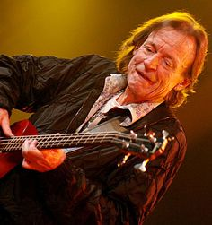 Jack Bruce ~ bass player for Cream