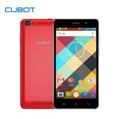 Cubot 무지개 5.0 인치 hd 화면 스마트 폰 1 기가바이트 ram 16 기가바이트 rom 휴대 전화 안드로이드 6.0 mtk6580 쿼드 코어 휴대 전화