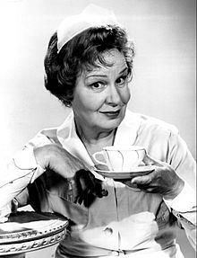 Hazel. Shirley Booth. 1961-1966.