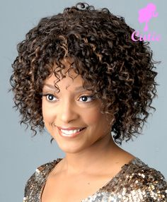 New Born Free Cutie Synthetic Full Wig CT27-Apexhairs.com