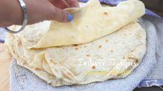 Σπιτικές Τορτίγιες | Homemade Tortillas | Grecian Taste Homemade Tortillas, Greek Recipes, Cooking Recipes, Ethnic Recipes, Food, Youtube, Chef Recipes, Essen, Greek Food Recipes