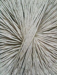 Day 71 woven yarn circle 365 enso