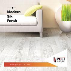 Modern, şık ve ferah bir görünüm için, City Collection serimize göz atmak ister misiniz? http://www.peliparke.com/tr/products/Laminat/city