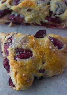 ... Cherry Scones on Pinterest | Scones, Scone Recipes and Orange Scones