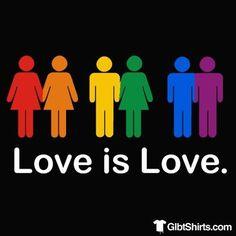 Amor é amor.
