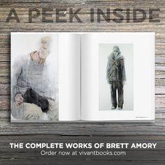 The Complete Works of Brett Amory Buy Now: http://www.vivantbooks.com/shop/brett-amory-deluxe-edition