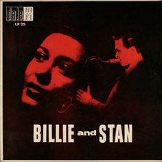 Billie Holiday & Stan Getz: Billie & Stan: Dale Records LP 25 [10-inch issue only]