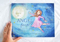 "Check out my new work: ""Angel Face - The Ballerina Dancing In The Moonlight"" - children's book illustrations"