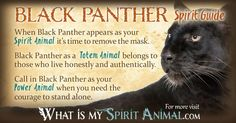 In-depth Black Panther Symbolism & Meanings! Black Panther as a Spirit, Totem, & Power Animal. Black Panther in Celtic & Native American Symbols & Dreams!