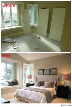 1000 images about before and after investment property renovations on pinterest egress window. Black Bedroom Furniture Sets. Home Design Ideas