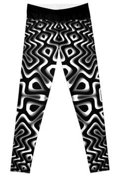 Leggings by dahleea Leggings, 3d, Design, Fashion, Moda, Fashion Styles, Fashion Illustrations