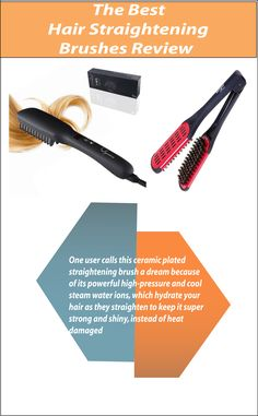 How to find the best Hair Straightening Brushes? What are the main attributes to be considered to find the Hair Straightening Brushes in the market? Keep reading.