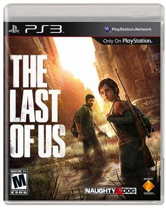 'The Last of Us' - Probably the best game I've ever played. Love all Naughty Dog games. They're all fantastic.  ♥♥♥