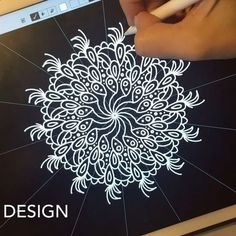 """More fun with the Amaziograph app! VIDEO DETAILS: iPad Pro 12.9"""" + apple pencil + amaziograph app + apple pencil 