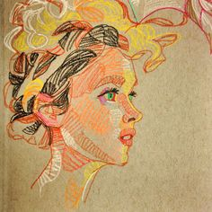 #drawing #sketch #sketchbook #moleskine #prismacolor #arte #kunst #artoftheday #instaart #luiferreyra