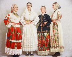 Costumes from Banovina/Banija