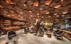 Starbucks Opens World's Largest Location in Shanghai