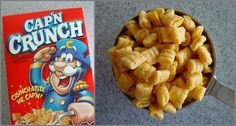 A couple weeks ago a reader named Katherine from Pennsylvania left me a comment with a request for a recipe containing Cap'n Crunch Cerea...