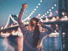 light, photography, and city image Fairy Light Photography, Bokeh Photography, Tumblr Photography, Creative Photography, Street Photography, Portrait Photography, City Lights Photography, Beauty Photography, Brandon Woelfel