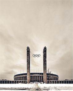 Olympic Stadium, Berlin by KPK