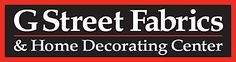 G Street Fabrics - 3 locations Centreville and Falls Church, Virginia and Rockville, Maryland