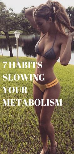How to keep your metabolism in check. #metabolism #fitness #workout #health