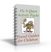 #ForChildren Download a children's printable travel journal! Keep kids entertained on your next holiday! --> www.family-travel-scoop.com/fly-it-quiet-activity-packs.html
