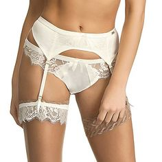 Ultimo Ivory  Eternit   bridal suspender belt. Bridal BraWedding LingerieBridal  ... a67b658f3