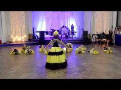 Детки 3-6 лет. Яркий танец веселые пчелки! - YouTube