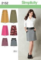 Simplicity Skirt and Pant Pattern