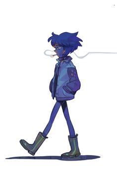 Lapis Lazuli ||| Steven Universe Fan Art by blooniverse on Tumblr