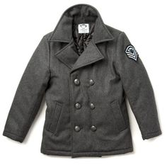 Wool-Blend Empire Peacoats for Baby | Old Navy. i&39m pretty sure