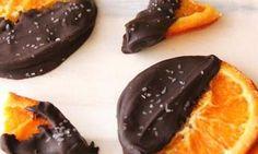 Συνταγή για ροδέλες πορτοκαλιού με μαύρη σοκολάτα για τα Χριστούγεννα Greek Recipes, Confectionery, Cake Cookies, Cookie Recipes, Delish, Sweet Tooth, Clean Eating, Food Porn, Food And Drink