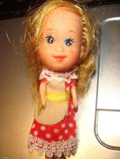 Miss Belinda Littles 1980 Mattel dollhouse doll | eBay