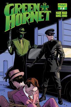 MARK WAIDS THE GREEN HORNET #2