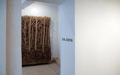 Galerie Piece Unique - eva jospin et olaf metzel