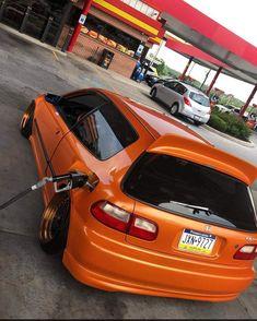 Honda Civic Es, Honda Civic Hatchback, Honda Crx, Carros Honda, Honda Accord Custom, Civic Eg, Slammed Cars, Hatchbacks, Tuner Cars