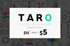 TARO - Powerpoint Templates by SlideFusion on @creativemarket