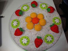 Retro crochet adorableness